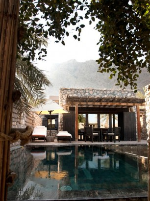 Six Senses Zighy Bay Room