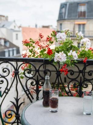Familia Hotel Balcony