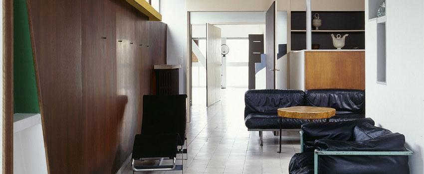 Fondation Le Corbusier Inside