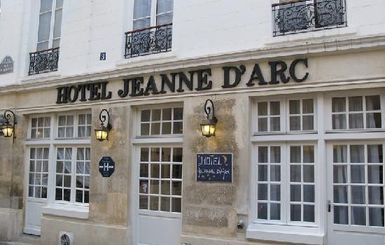 Hotel Jeanne dArc