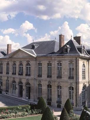 Musee Rodin Hotel Biron